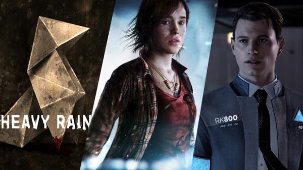 سوني تخسر حصرية Detroit Become Human على PS4 و أستوديو التطوير يعلن عن جميع ألعابه لجهاز PC