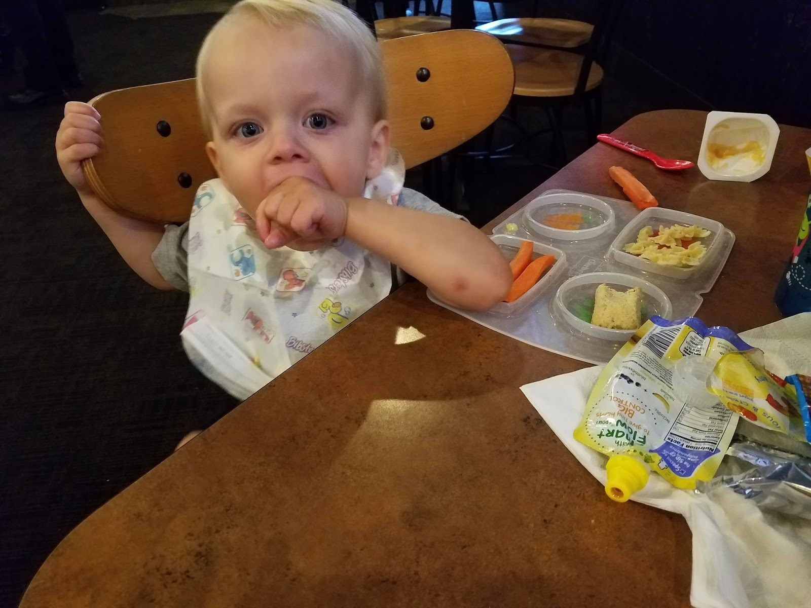 Doing It My Own Way Surviving Eating Out With 2 Under 5