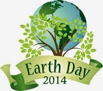 earth day 2014logo