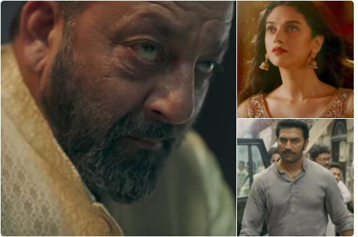 Watch: Bhoomi Trailer! Sanjay Dutt's comeback as a vengeful father of Aditi Rao Hydari!