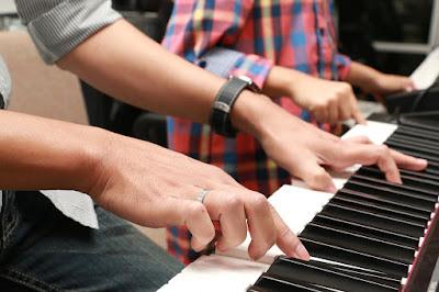 Tư vấn học piano cho người mới bắt đầu