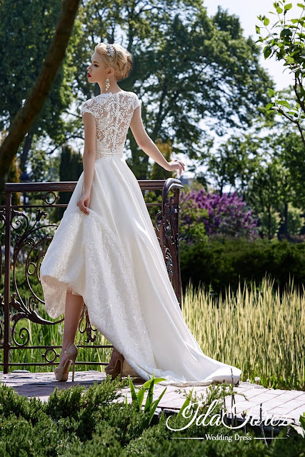 Perfect Wedding Dress from Cocomelody - A Glimpse of Glam