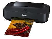SERVICE PRINTER: How To Reset Canon IP2770 Error 5200