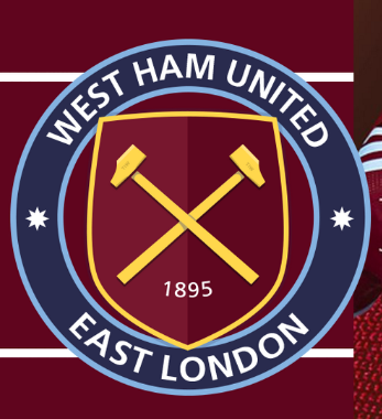 In july 2014, a prototype logo was posted on the official website, in four colourways. World Cup West Ham United Logo Wallpapers Jan