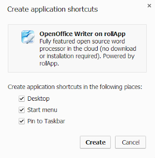rollApp blog — How to Create App Shortcuts and Use The