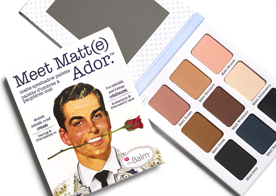 TheBalm Meet Matt(e) Ador Eyeshadow Palette Review Photos Swatches