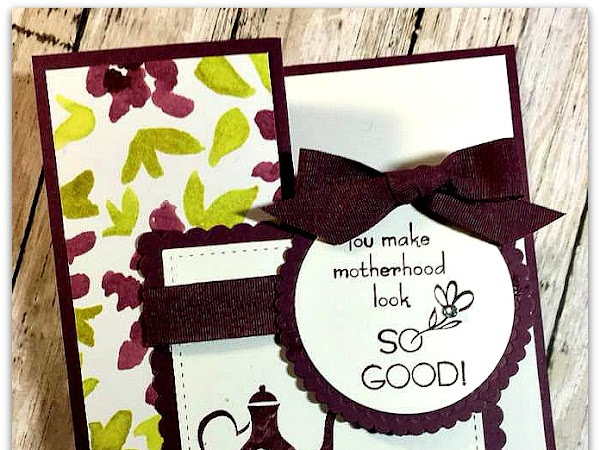 Fancy Mother's Day Cards