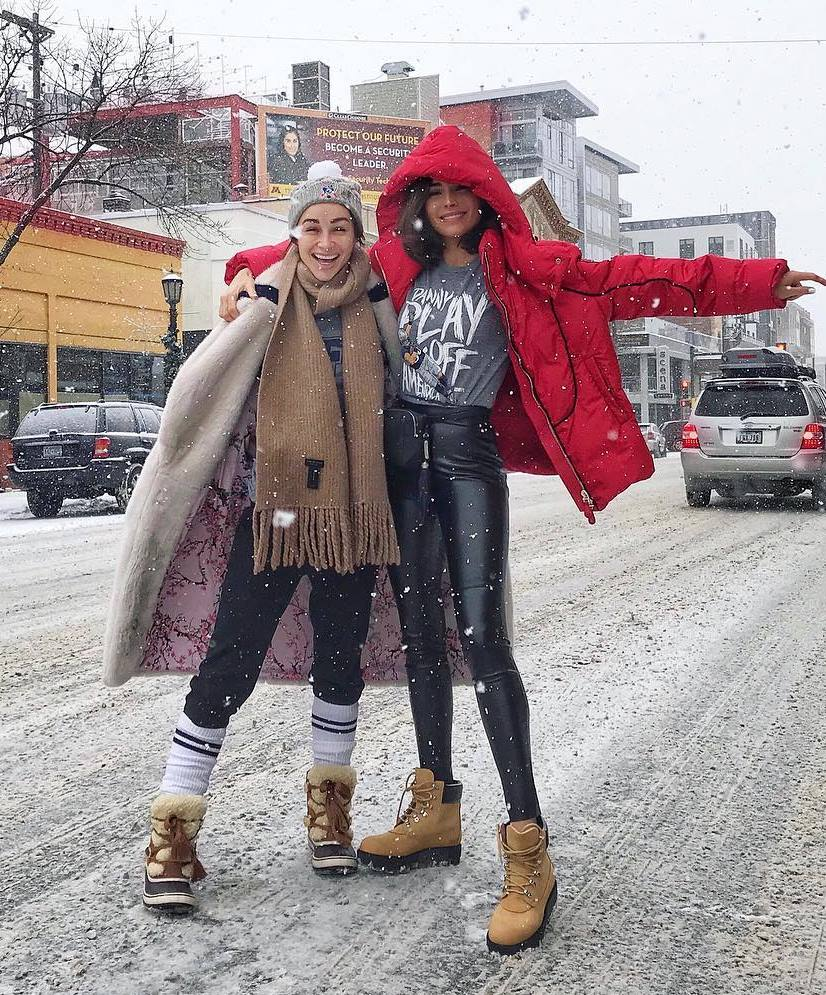 cool winter outfit ideas to try right now