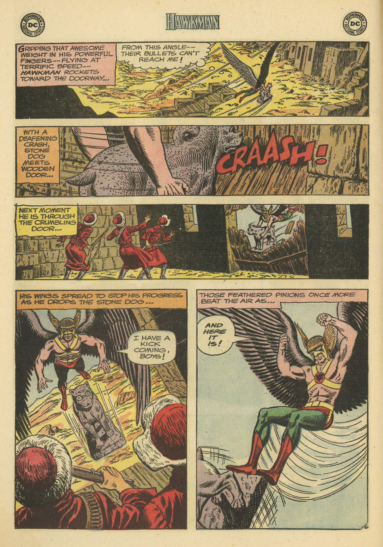 Hawkman (1964) issue 4 - Page 8