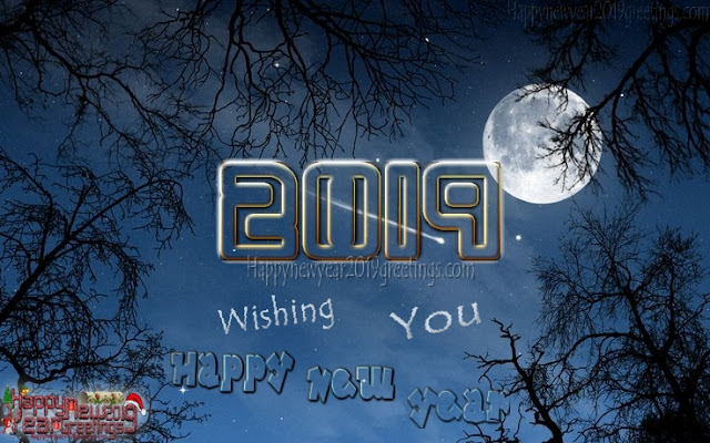 2019 Wish You Photo Greetings HD