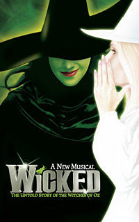Wicked comédie musicale Londres