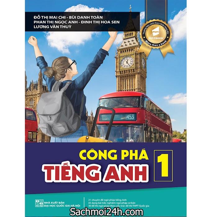 Công Phá Tiếng Anh ( PDF Bản Full )