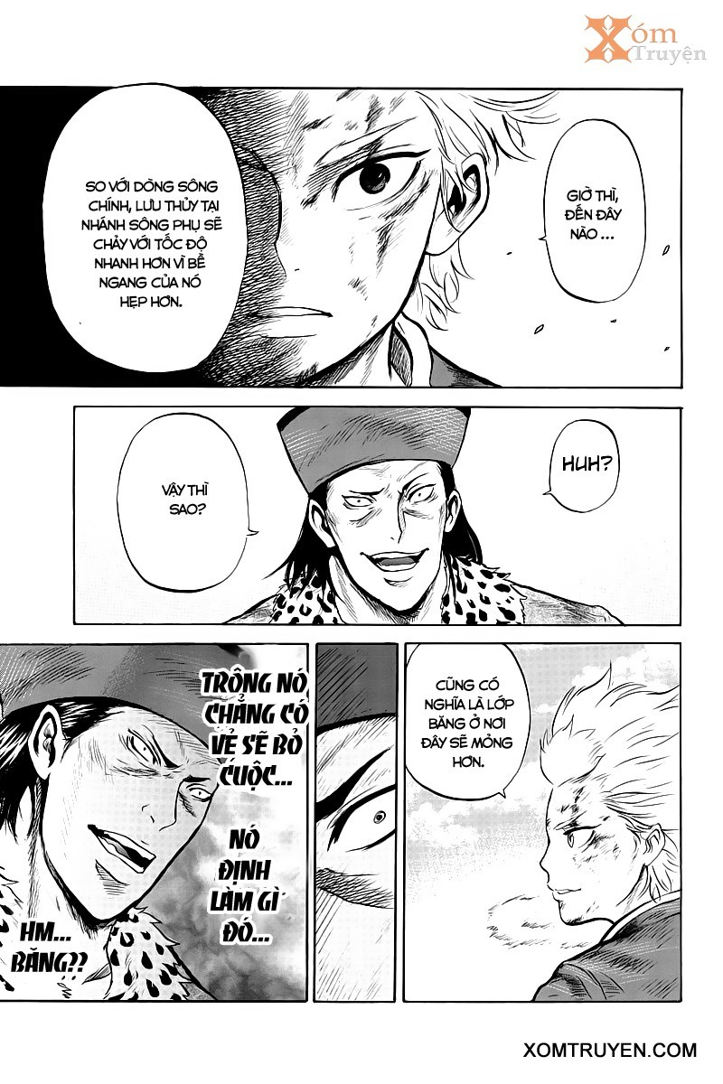 Horizon (okada takuya) chap 13 trang 3