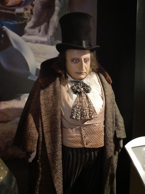 Batman Returns The Penguin movie costume