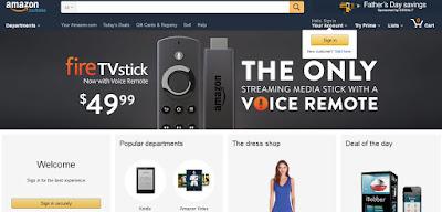 Memanfaatkan Amazon