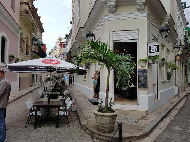 Chacon 162 - Restaurante Havana - Cuba