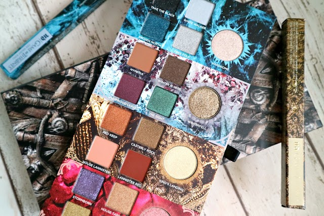 What I Bought From The Urban Decay x Game Of Thrones Collection + Swatches