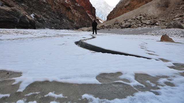 Chadar, Ladakh