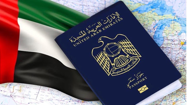 UAE Passport Becomes Strongest, Globally First