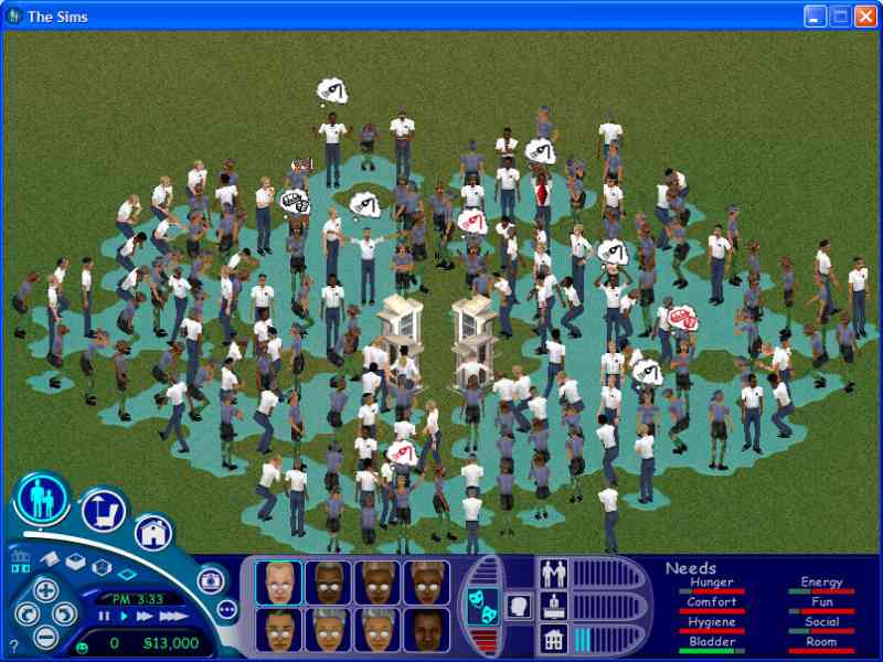 The Sims 1 Game Download Free For PC Full Version ... Sims 1