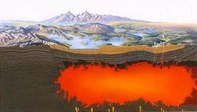 vulcão italia