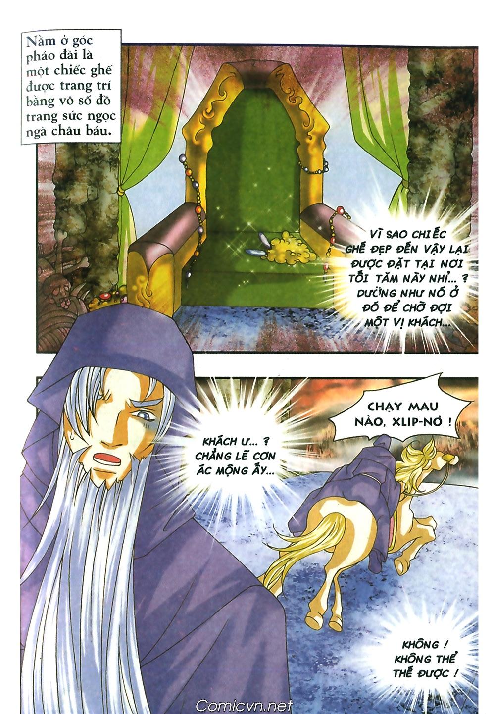 Thần thoại Bắc Âu - Chapter 42: Cơn ác mộng - Pic 30