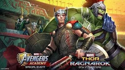 Marvel Avangers Academy Mod Apk