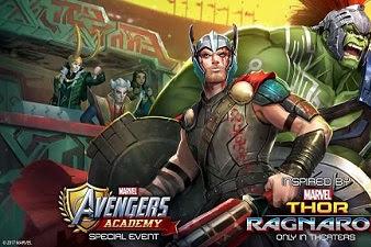 Download MARVEL Avengers Academy Mod Apk v2.10.0 (Free Store)