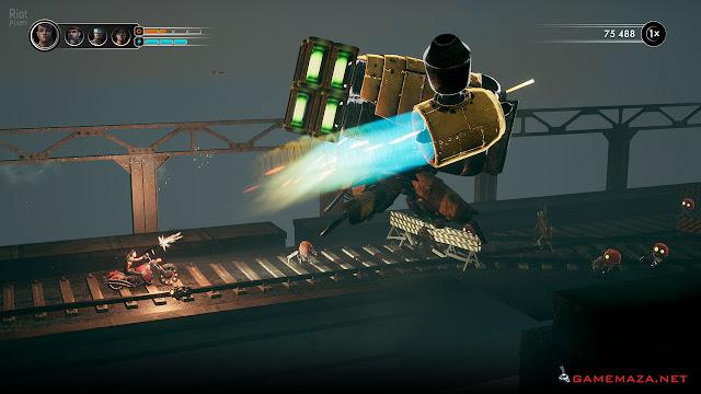 Steel Rats Gameplay Screenshot 4