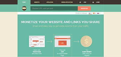 URL Shortener to Earn Money