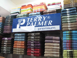 Handuk Terry Palmer - Grosir Murah
