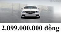 Giá xe Mercedes E200 2017