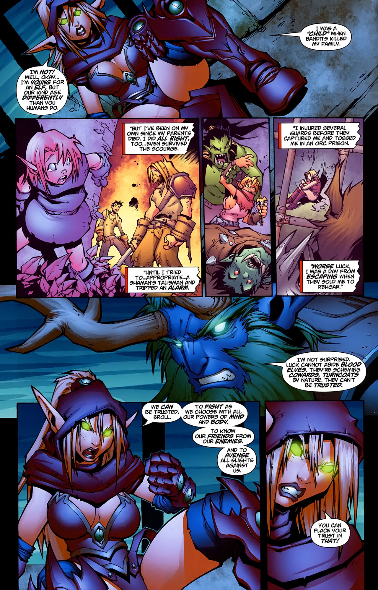 For Druid world of warcraft porn comics remarkable