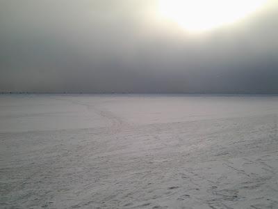 Рыбалка на Амуре зимой