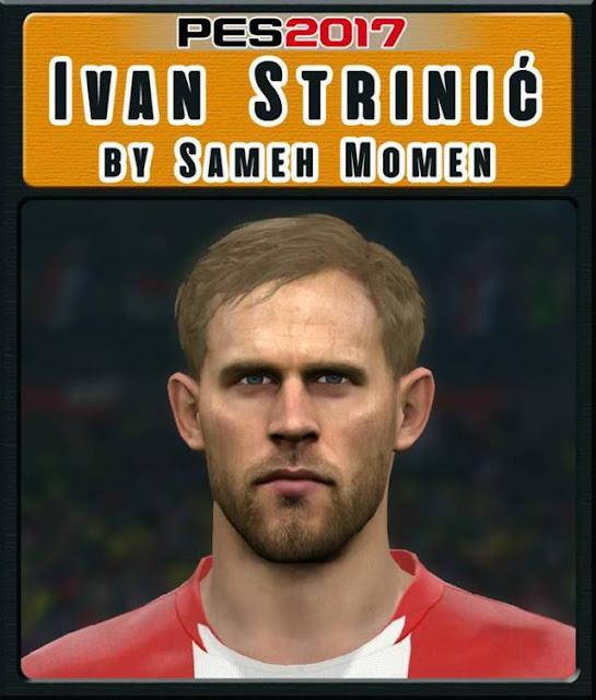 Ivan Strinic Face PES 2017