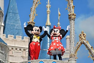 Disney World Magic Kingdom Orlando Florida