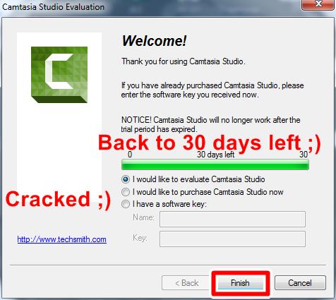 camtasia studio 8 crack only