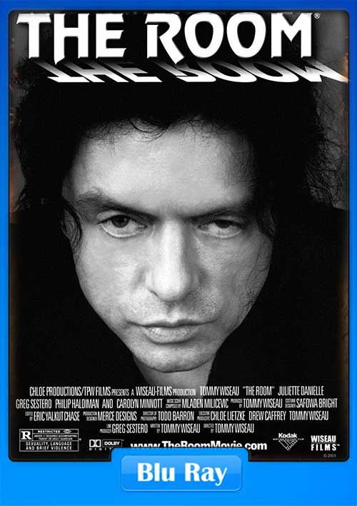 The Room 2003 720p BRRip 900MB Poster