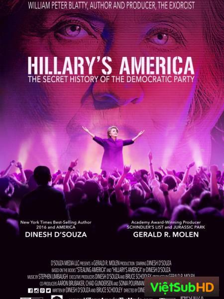 Nước Mỹ của Hillary Clinton
