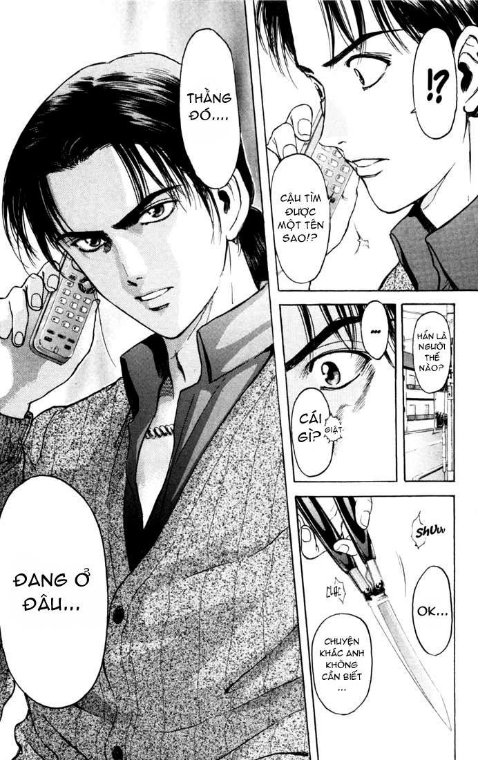 Psychometrer Eiji chapter 50 trang 19