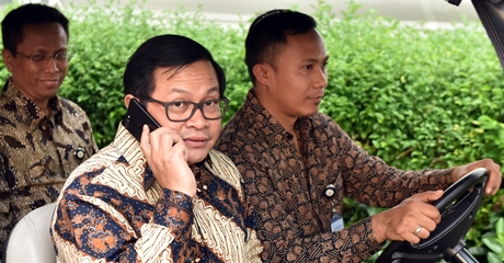 KPK Tangkap Kajari dan Bupati Pamekasan, Istana: Siapapun yang Terkena OTT Harus Bertanggungjawab