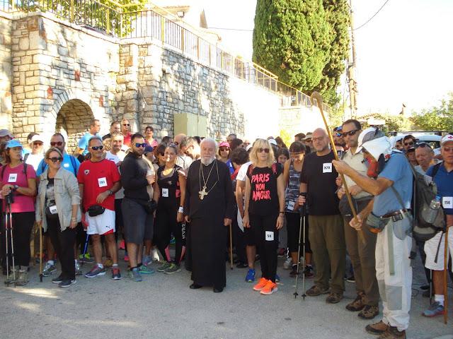 """Αργολίδα: Μεγάλη συμμετοχή στον 2ο Ορεινό Ημιμαραθώνιο """" Artemisio trail run"""""""