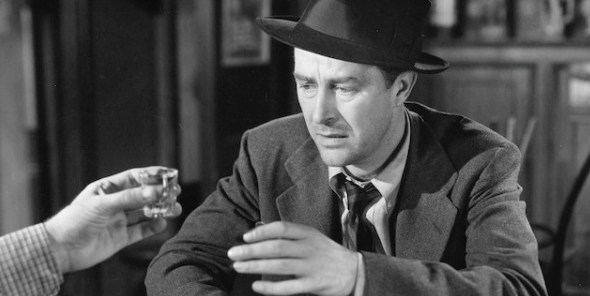 Ray Milland the Lost Weekend