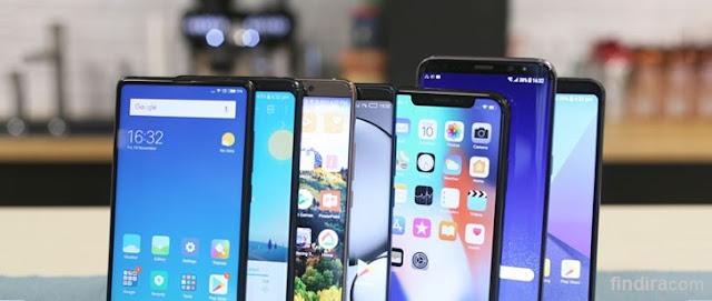 berbagai macam smartphone mahal