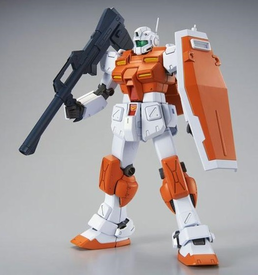 P-Bandai: MG 1/100 RGM-79 Powered GM - Release Info