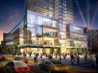 Aura Retail Shops College Park Yonge/Gerrard Toronto