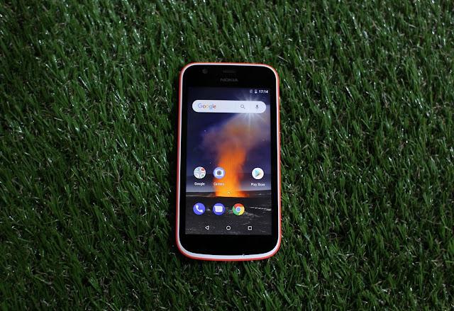 Spesifikasi Nokia 1 Plus Android Go