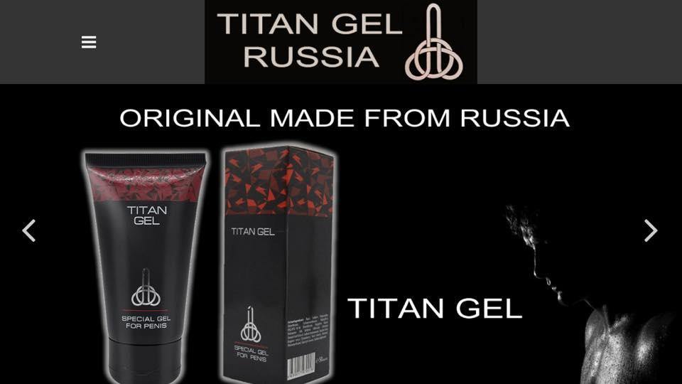 titan gel murah original