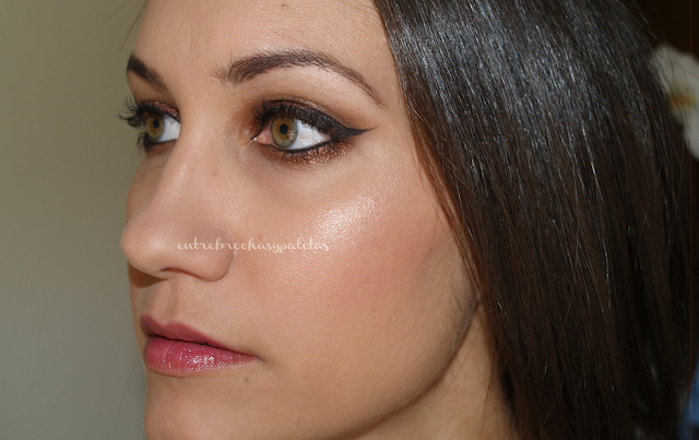 maquillaje sombras mac