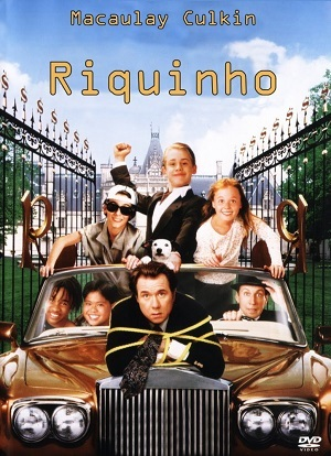 Riquinho - Richie Rich Filmes Torrent Download capa